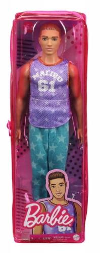 Zdjęcie Barbie Fashionistas lalka Stylowy Ken - producenta MATTEL