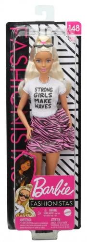 Zdjęcie Barbie Lalka Fashionistas blondynka - producenta MATTEL