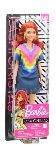 Zdjęcie Barbie Lalka Fashionistas rude włosy - producenta MATTEL