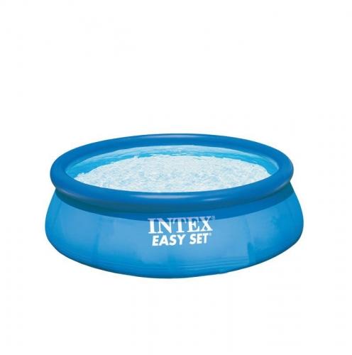 Zdjęcie Basen rozporowy Easy Set zestaw z pompą filtrującą - INTEX - producenta INTEX