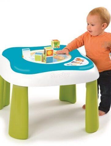 Zdjęcie Bezpieczny stolik dla malucha 2w1 - Cootons Smoby - producenta SMOBY