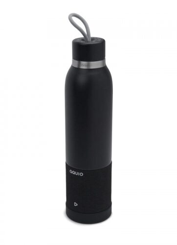 Zdjęcie Bezprzewodowy głośnik Bluetooth z butelką termiczną