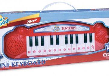 Zdjęcie Bontempi Keyboard elektroniczny 24 klawisze - producenta DANTE