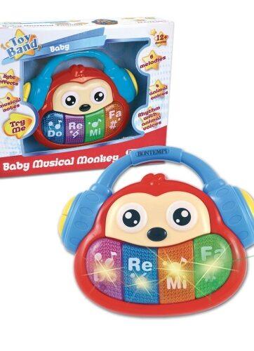 Zdjęcie Bontempi - Muzyczna małpka - producenta DANTE