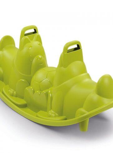 Zdjęcie Bujak dla dzieci piesek zielony - Smoby - producenta SMOBY