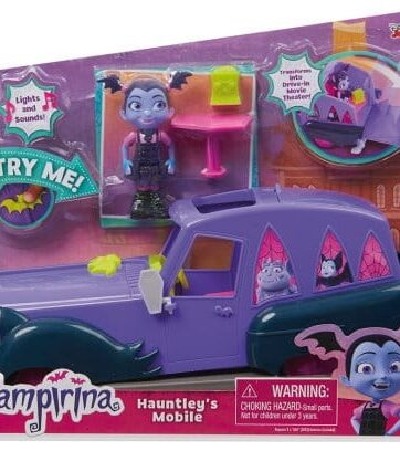 Zdjęcie COBI Vampirina Nawiedzony samochód - producenta COBI