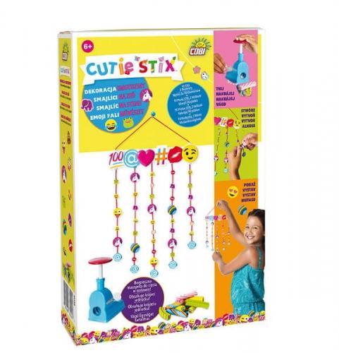 Zdjęcie CUTIE STIX Dekoracja emotikony COBI - producenta COBI