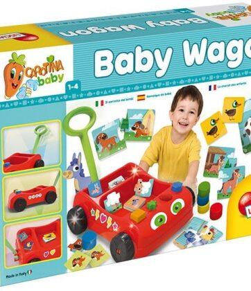 Zdjęcie Carotina Baby Wagon - producenta LISCIANI GIOCHI