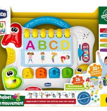 Zdjęcie Chicco EDU Wesoły alfabet Powiedz i pokaż - producenta CHICCO