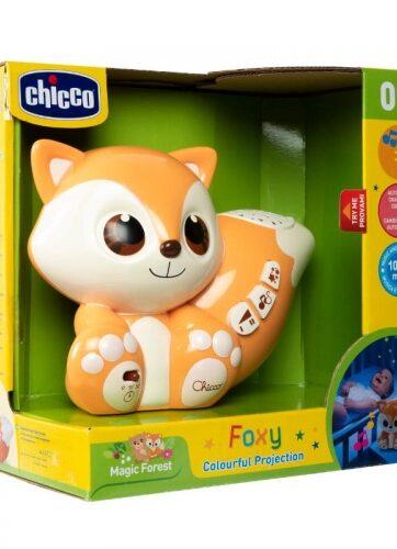 Zdjęcie Chicco Kolorowy projektor lisek Foxy - producenta CHICCO
