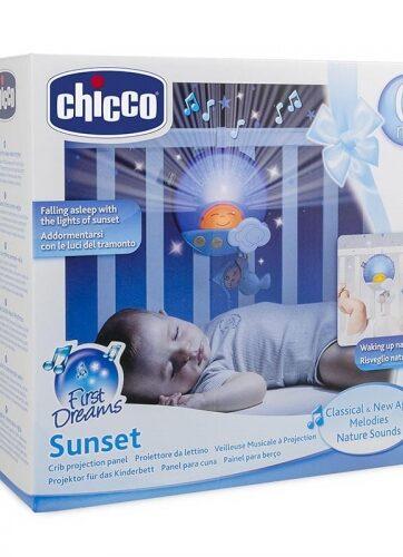 Zdjęcie Chicco Panel na łóżeczko Sunset niebieski - producenta CHICCO
