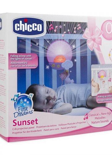 Zdjęcie Chicco Panel na łóżeczko Sunset różowy - producenta CHICCO