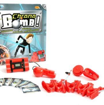 Zdjęcie Chrono Bomb - Wyścig z czasem - zabawka interaktywna - producenta EPEE
