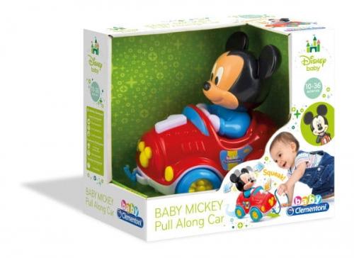 Zdjęcie Clementoni Autko Baby Mickey - producenta CLEMENTONI