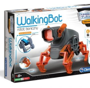 Zdjęcie Clementoni Chodzący robot - producenta CLEMENTONI