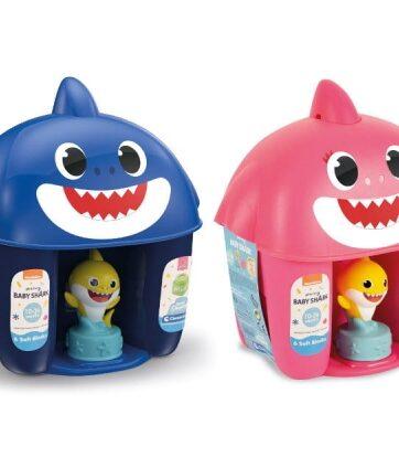 Zdjęcie Clementoni Clemmy miękkie klocki z figurką Baby Shark - producenta CLEMENTONI