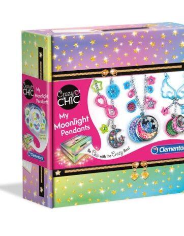 Zdjęcie Clementoni Crazy Chic Kolorowe medaliony - producenta CLEMENTONI