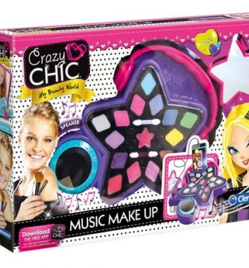 Zdjęcie Clementoni Crazy Chic - Music Make Up - producenta CLEMENTONI
