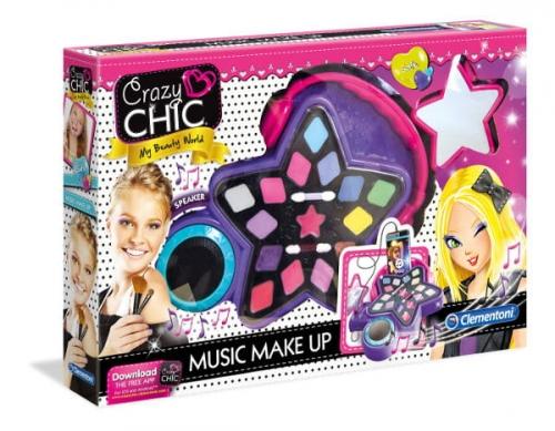 Zdjęcie Clementoni Crazy Chic - Music Make Up - producenta CLEMENTONI
