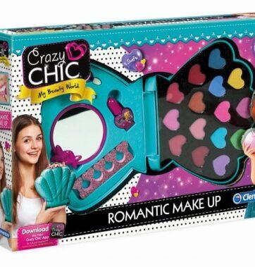 Zdjęcie Clementoni Crazy Chic Romantyczny Makijaż - producenta CLEMENTONI
