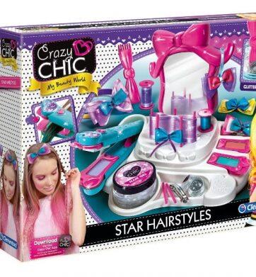 Zdjęcie Clementoni Crazy Chic Salon fryzjerski - producenta CLEMENTONI