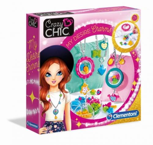 Zdjęcie Clementoni Crazy chic - Osobiste medaliony - producenta CLEMENTONI