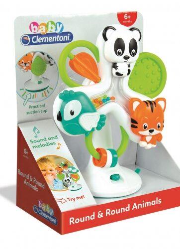 Zdjęcie Clementoni Karuzela ze zwierzętami - producenta CLEMENTONI