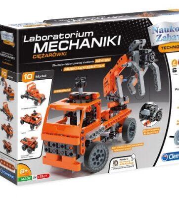 Zdjęcie Clementoni Laboratorium Mechaniki - Ciężarówki - producenta CLEMENTONI