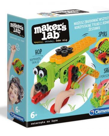 Zdjęcie Clementoni Maker's lab Owady zwierzęta na łące - producenta CLEMENTONI