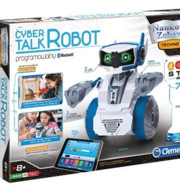 Zdjęcie Clementoni - Mówiący Cyber Robot - producenta CLEMENTONI