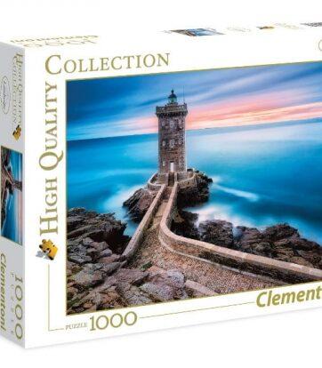 Zdjęcie Clementoni Puzzle 1000el HQ Latarnia morska - producenta CLEMENTONI