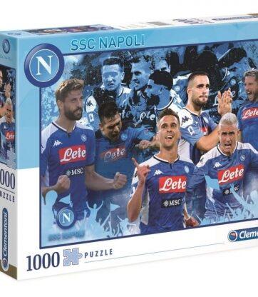 Zdjęcie Clementoni Puzzle 1000el SSC Napoli 2 2020 - producenta CLEMENTONI