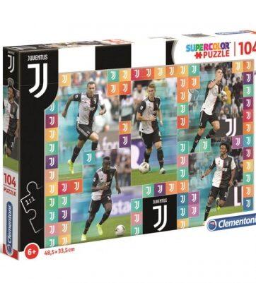 Zdjęcie Clementoni Puzzle 104el Juventus 2020 - producenta CLEMENTONI