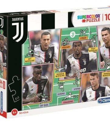Zdjęcie Clementoni Puzzle 104el Maxi Juventus 2020 - producenta CLEMENTONI