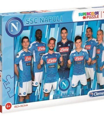 Zdjęcie Clementoni Puzzle 104el Napoli Calcio 2020 - producenta CLEMENTONI