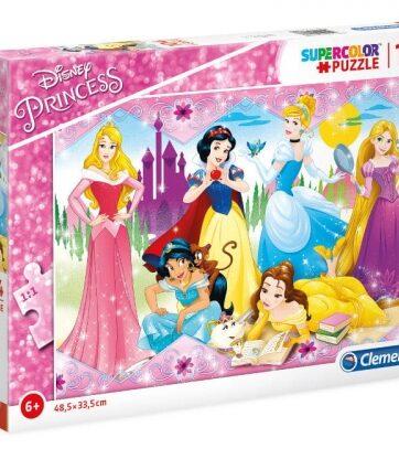 Zdjęcie Clementoni Puzzle 104el Princess - producenta CLEMENTONI