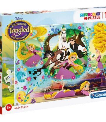 Zdjęcie Clementoni Puzzle 104el Princess - Rapunzel - producenta CLEMENTONI