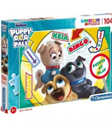 Zdjęcie Clementoni Puzzle 104el Puppy Dog Pals - producenta CLEMENTONI