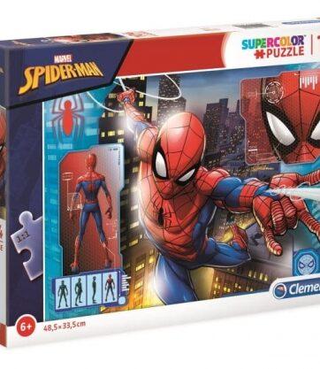 Zdjęcie Clementoni Puzzle 104el - Spider-Man - producenta CLEMENTONI