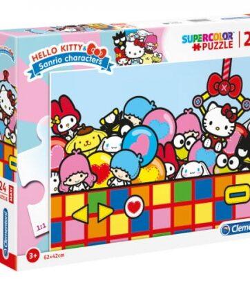 Zdjęcie Clementoni Puzzle 24el Maxi Hello Kitty - producenta CLEMENTONI