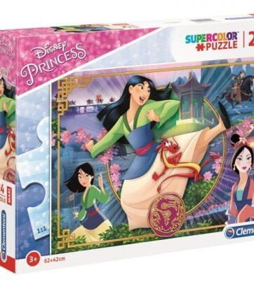 Zdjęcie Clementoni Puzzle 24el Maxi Księżniczka Mulan - producenta CLEMENTONI