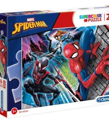 Zdjęcie Clementoni Puzzle 24el Maxi - Spider Man - producenta CLEMENTONI