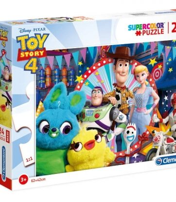 Zdjęcie Clementoni Puzzle 24el Maxi - Toy Story 4 - producenta CLEMENTONI