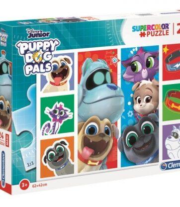 Zdjęcie Clementoni Puzzle 24el Maxi podłogowe Puppy Dog Pals - producenta CLEMENTONI