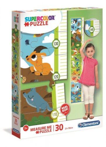 Zdjęcie Clementoni Puzzle 30el MEASURE ME - Słodkie zwierzątka - producenta CLEMENTONI