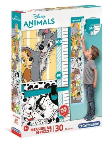 Zdjęcie Clementoni Puzzle 30el Miarka Disney Animal Friends - producenta CLEMENTONI