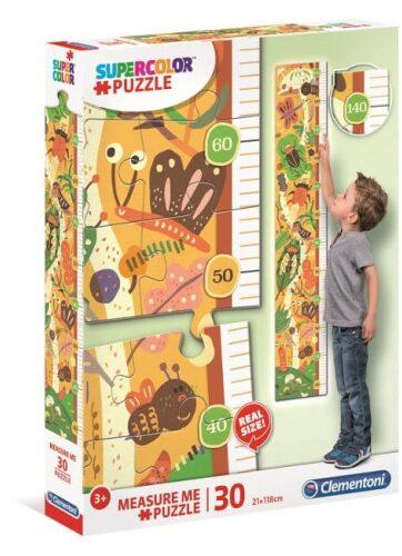 Zdjęcie Clementoni Puzzle 30el Miarka Domek owadów - producenta CLEMENTONI