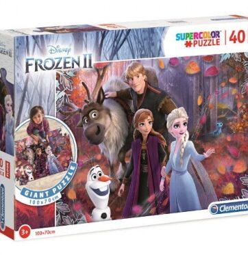 Zdjęcie Clementoni Puzzle 40el podłogowe Frozen 2 - producenta CLEMENTONI