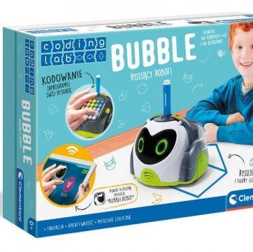 Zdjęcie Clementoni Robot Bubble zabawka edukacyjna - producenta CLEMENTONI