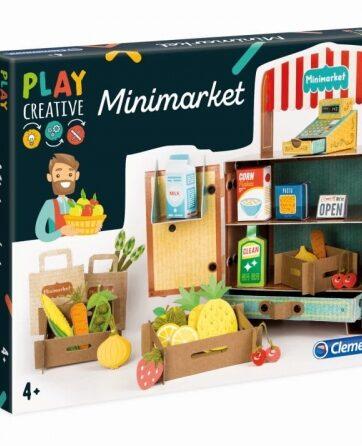 Zdjęcie Clementoni - kreatywna zabawa minimarket - producenta CLEMENTONI